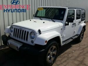 2016 Jeep WRANGLER UNLIMITED Sahara UNLIMITED EDITION WITH FACTO