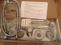 Victoria Plum bath/shower mixer.