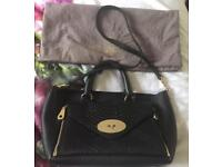 Mulberry willow tote. Genuine. Receipt & dust bag.