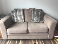 2 x 2 seater sofas - £50 per sofa