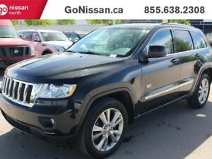 2011 Jeep Grand Cherokee Leather, Navigation, Sunroof!!