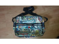 Marvel Comics Characters Messenger Bag