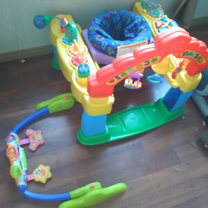 BABY PLAY STATIONS x2 $20