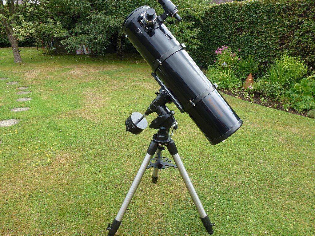 Skywatcher quattro s f dual speed imaging newtonian telescope