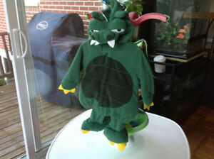 Brand NEW OLD NAVY Dragon Outfit Costume Size 0-6 Months