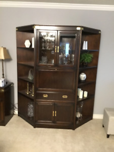5 PC KROEHLER WALL UNIT