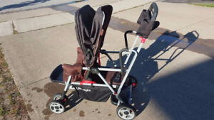 Joovy Caboose Ultralight Sit & Stand Double Stroller