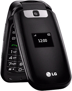 LG F4NR Flip Phone BrandNew Unlocked For Chatr and All Sealedbox