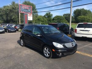 Mercedes-Benz B-Class HATCHBACK-AUTOMATIC-TOIT-MAGS 2007