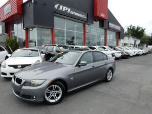 2009 BMW 328 i xDrive- AWD-CUIR-TOIT OUVRANT-A/C-MAGS SPORT