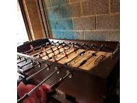 Costco foosball table