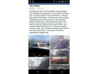 19ft shetland fishing boat