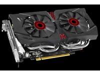 NVIDIA ASUS Strix GeForce GTX 960 gaming graphics card