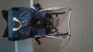Infant back pack carrier, great shape, $60 O.B.O.
