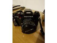 Pentax Program F1 50mm lens