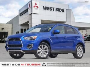 2015 Mitsubishi RVR SE Limited–Accident Free–One Owner–4WD–2.0L–