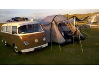 1979 VW T2 Tintop Campervan 2 litre . Excellent condition .