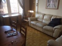 ***NO LONGER AVAILABLE*** Bright, Spacious Fully Furnished 2 Double Bed Flat For Rent in Ibrox