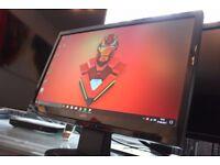 """19"""" Fujitsu computer monitor"""
