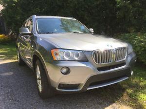 BMW X3 28i, 2012 SUV, Crossover
