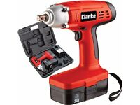 Clarke CIR220 24V Cordless Impact Wrench