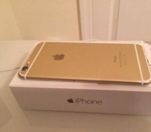 IPhone 6 Rose Gold 16GB (Great Condition)