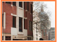 Serviced Offices in * St Pauls-EC1A * Office Space To Rent