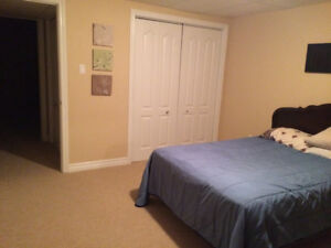Large bright room in new home