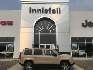 2017 Jeep Patriot High Altitude Edition 4x4 Leather