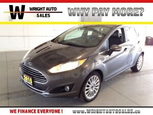 2015 Ford Fiesta TITANIUM|LEATHER|HEATED SEATS|63,525 KMS