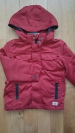Zara jacket brand new with tags age 4-5