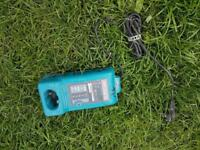 Makita battery charger.