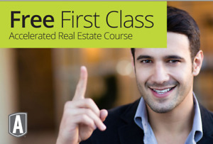 ACCELERATED Real Estate Course (VICTORIA/DUNCAN)
