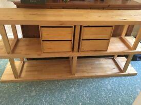 IKEA storage/ shelving unit / bookcase