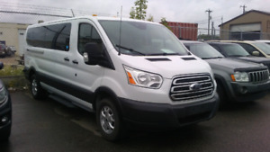 2016 Ford T-350 Transit Connect Van 15 Passenger