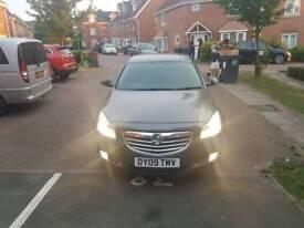 Vauxhall insignia sri 160
