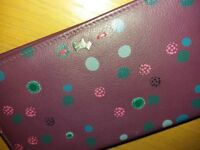 Genuine Radley Leather Purse Brand New Never Used
