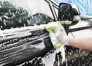 Lavage a pression automobile