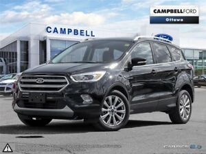2017 Ford Escape Titanium AWD-LOADED-LEATHER