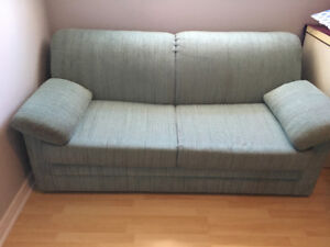 Hide-a-Bed Couch & Recliner