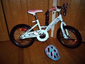 Vélo 16 pouces Bicyclette Louis garneau IMPECCABLE !!!