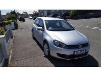VW Golf Match se Bluemotion 1.6 tdi £20 a year tax