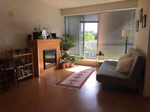2Bed/2Bath in high end centrally located building-available Sept