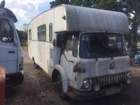 Bedford tk campervan