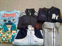 ADIDAS, CONVERSE 3-4 YEAR OLD BUNDLE