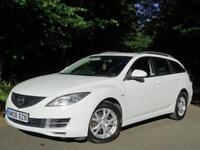 2008 08 Mazda Mazda6 2.0TD ( 140ps ) Estate TS..MOT MARCH 2018