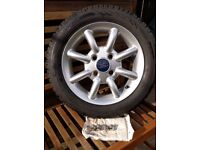 New Alloy Wheel and tyre for Ford KA