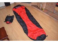 sleeping bag / code 3/