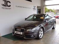 Audi A4 AVANT TDI S LINE SPECIAL EDITION (grey) 2010-06-15