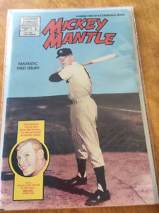Mickey Mantle - Baseball